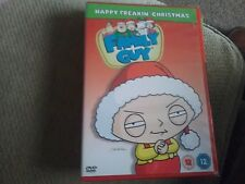 Family Guy - Happy Freakin' Christmas (DVD, 2006) new and sealed free post