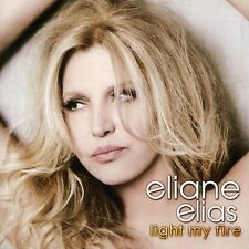 Eliane Elias - Light My Fire [New CD] Holland - Import