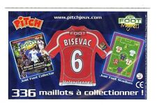 AIMANT FRANCE FOOT 2009 N° 06 (VALENCIENNES) BISEVAC