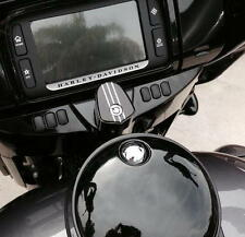 2014-2017 Ignition Switch Cover Harley Streamline 3 Lined Street Road Glide