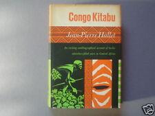 Congo Kitabu by Jean-Pierre Hallet- Scarce 1st Printing