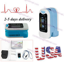 OLED Home Care, Finger Tip Pulse Oximeter Blood Oxygen SpO2 PR Monitor US seller