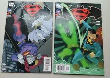 New ListingSuperman Batman 22 23 Dc Comic 1St Cameo Appearance Batman Beyond 2005