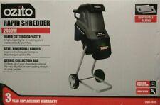 Ozito Rapid Garden Shredder