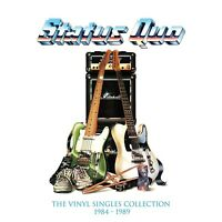 STATUS QUO - VINYL SINGLES COLLECTION 1984-1989 (LTD.) 12 VINYL LP SINGLE NEU