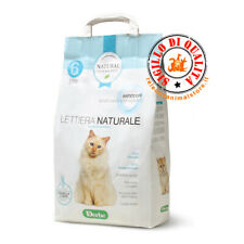 Lettiera Naturale al Mais antiodore formato 6 lt di Derbe Natural Derma Pet