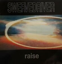Swervedriver-Raise Vinyl LP.1991 Creation CRELP093.Rave Down/Son Of Mustang Ford