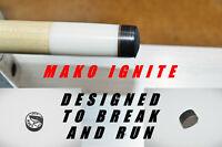 Mako Break tip Pool Cue Tip