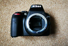 1x Nikon D3300 DSLR Camera Body only FAULTY damaged SPARES salvage  camera