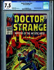 Doctor Strange  #171 CGC 7.5 1968 Amricons K21