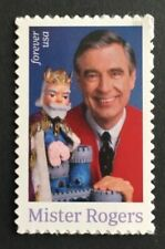 Fred McFeely Rogers & King Friday XIII Children's Television Mint Single #5275
