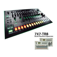 Roland TR-8 Rhythm Performer with 7X7-TR8 Expansion Bundle New
