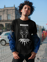 Black History Month T-Shirt Black Panther Superhero Black Power Unisex Shirt