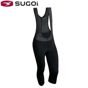 Sugoi MIDZERO 3/4 Bib Cycling Knickers - Mens Size Small (39901u)