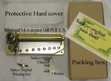 NEW Sankyo Japan ORPHEUS 72 Note Movement for DIY Music box You Choose 100 songs
