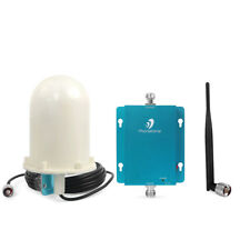 850MHz 62dB Cell Phone Signal Booster 3G 4G Wireless Internet Repeater + Antenna