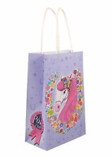 6 Ponies Bags With Handles - Luxury Party Treat Sweet Loot Lunch Gift