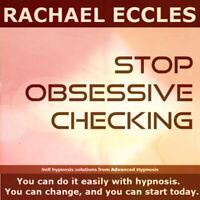 Stop Obsessive Checking Hypnosis CD, OCD Hypnotherapy