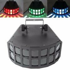 60W RGBW  Light Butterfly LED 14 Lens Stage  Activated Lighting DJ Sound DMX512
