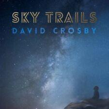 DAVID CROSBY SKY TRAILS MUSIC CD ALBUM 2017 FREE UK P&P
