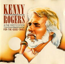KENNY ROGERS & The First Edition - For The Good Times (20 Tracks) 1993 CD IMPORT