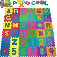 10pcs 30*30cm Baby Foam Exercise Floor Mats Kids Play Mats Flooring Tile Game