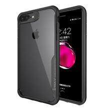 Ipaky Nero HD Clear Case Nuovo Apple iPhone 8 PLUS CON PROTEZIONE PARAURTI GRATIS SP
