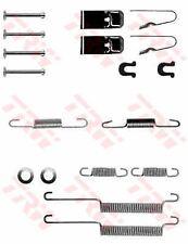 SFK141 TRW Kit di accessori, scarpe del Freno Asse Posteriore