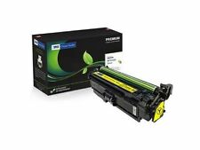 MSE 02-21-352142 Toner Cartridge (OEM # HP  CE252A, 504A) 11,000 Page Yield; Yel
