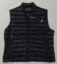 Ralph Lauren Purple Label  Black Westen Vest ROLAND Gr XXL