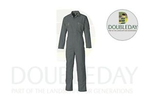 Dickies Redhawk Lincoln Green Zip Up Overall Boilersuit - Various Sizes WD4839