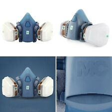 Full Face Gas Cover 7502 Facepiece Respirator Painting Spraying Chemical
