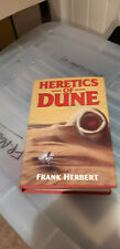 Dune Heretics of Dune 1st Ed First by Frank Herbert Hardcover with dust jacket