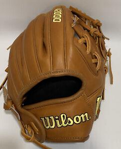 "2021 Wilson A2000 11.5"" Infield Baseball Glove DP15 Pedroia Fit Model"