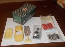 Model Kit Car BBR Promotion FIAT COUPE' RALLY di MONTECARLO 1995 1:43 Meri Kits