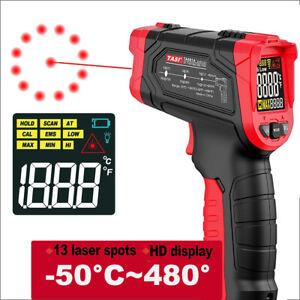 AU Temperature Gun Non-contact Digital Laser Infrared Thermometer IR Temp Meter