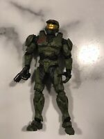 Halo Wars McFarlane Spartan Jerome Action Figure USED