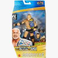 WWE Mattel Bill Goldberg Wrestlemania 37 Elite Series Figure