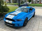 2014 Ford Mustang GT500 uper Clean GRABBER BLUE GT500 - ATTENTION COLLECTORS 1 of 193 in this color