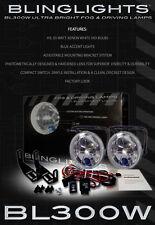 2006-2010 JEEP COMMANDER XENON HALOGEN FOG LIGHTS Driving lamps 07
