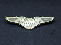 Airbus Logo WINGS gold for Pilot Crew as uniform accessory