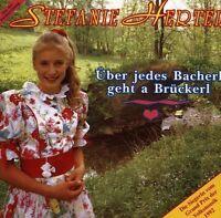 Stefanie Hertel Über jedes Bacherl geht a Brückerl (1992) [CD]