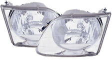 For 2001 2002 2003 Ford F-150 Headlight Headlamp Pair Set Replacement