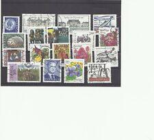 SWEDEN SUEDE SVERIGE ZWEDEN modern 1990 – 1999 mix stamps all different used