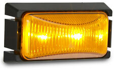 CLEARANCE * AMBER SIDE DIRECTION INDICATOR MARKER LAMP X 1 M/V 1458 S LED