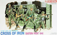 Dragon 6006 1/35 Cross of Iron Eastern Front 1944 (4 Figures) 2019