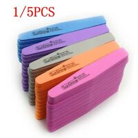 Pedicure Beauty Tools Double Sided Manicure Nail Care Nail Files Sanding Buffer