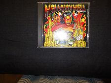 Hell City Hell Advance CD 1998 Diablo Musica  Various Artist Compilation CD