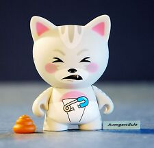 Rambunctious Tricky Cats KidRobot Vinyl Mini Figure Cranky Tricky 2/20
