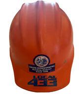 New Listingbullard 502 Fiberglass Hard Hat With Lining And Suspension